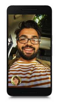 Duo High-quality video calling experince